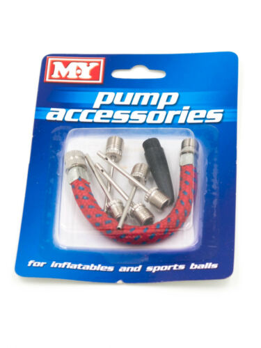 Pump Accessories Inflation Needles on Blistercard for Inflatables Sports Balls