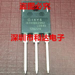 5 x IXTH16N20D2 Transistor TO-247 500V 15A
