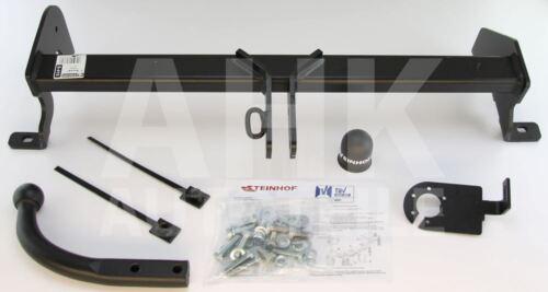 AHK Kpl. Für Suzuki Jimny 01-18 Anhängerkupplung starr+ES 13p spez