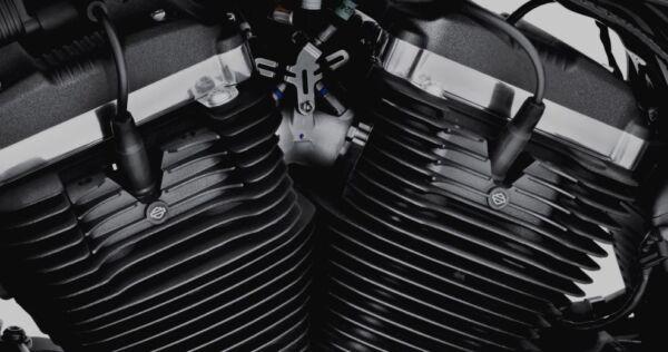 Unito Cover Candele E Bulloni Teste H-d Harley Davidson Sportster Seventy Two Custom