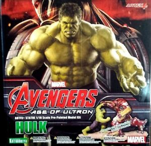 Marvel-Avengers-Age-of-Ultron-Kotobukiya-ArtFX-HULK-Statue-NEW