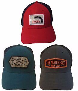 6217ca15cf3 The North Face T N F Patche Snapback Trucker Mesh Hat Cap