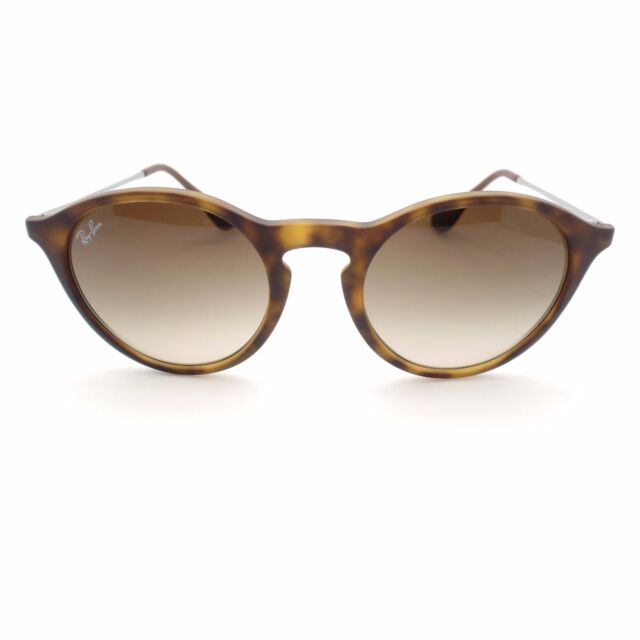 ef1317e65a Ray Ban Ray-Ban Round Brown Gradient Sunglasses Item No. Rb4243 865 13 49  for sale online