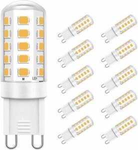 10X-G9-Led-Birne-3-7W-SMD-2835-fuehrte-Energiesparlampen-3000K-6000K-AC-220-240