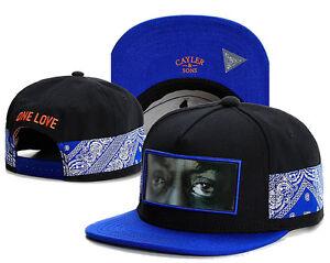 39e40dfd833 New Hip Hop Men s CAYLER Sons Cap adjustable Baseball Snapback Black ...