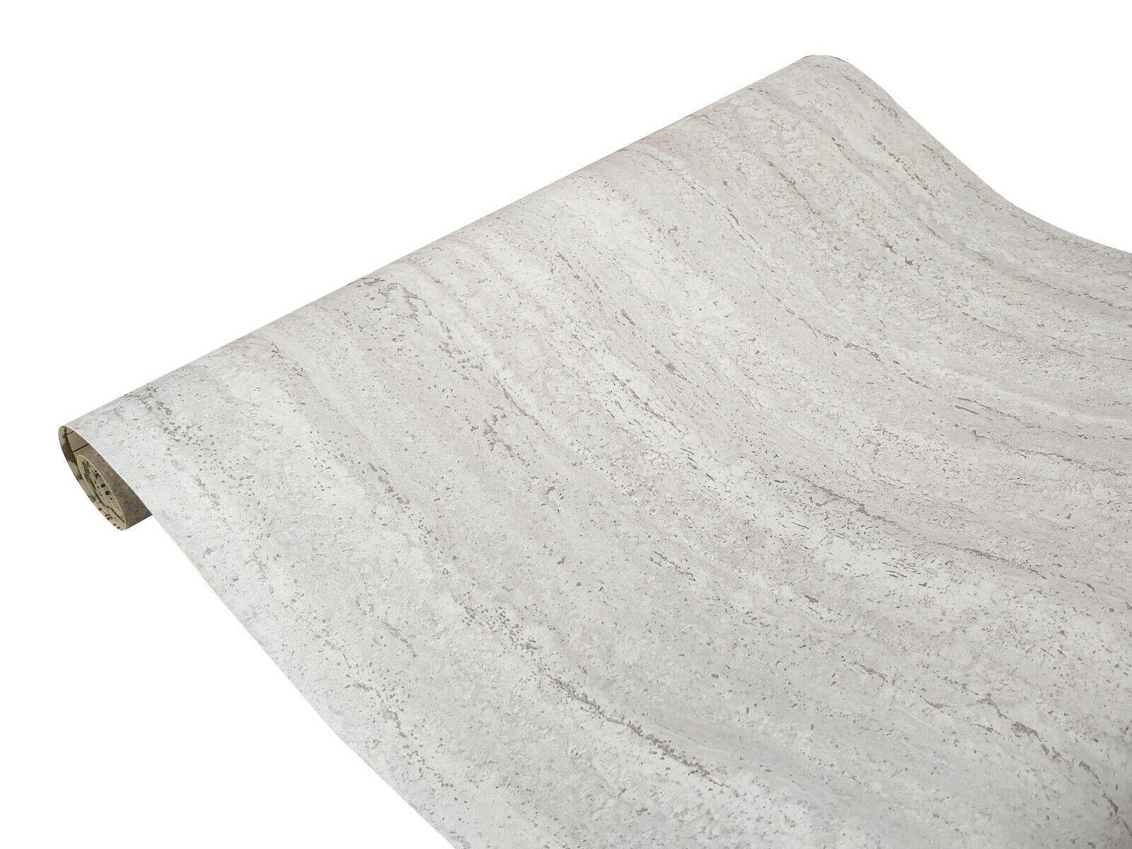 Klebefolie   m² Gekkofix TraGrünin Grau Möbel Selbstklebefolie Marmor Tapete