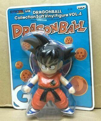 Bandai Banpresto Dragon Ball soft Vinyl figure 5 inches Teenager Goku Son Vol.1
