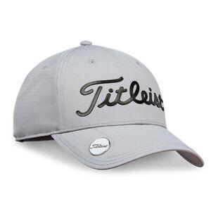 New Titleist Performance Ball Marker Legacy Adjustable Black Hat//Cap