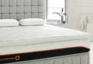 Dormeo Octaspring Matras : Dormeo octaspring classic mattress topper as seen on tv 5 year