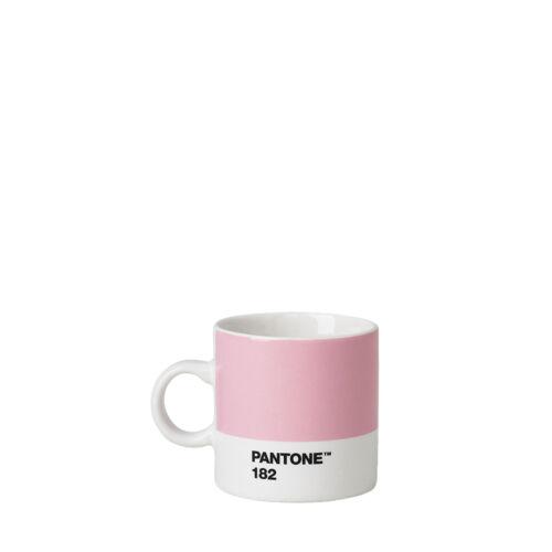 h Room Copenhagen Pantone Espressotasse light pink 182 light pink 182 ø 6,1 cm