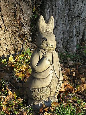 Peter Rabbit Beatrix pietra ornamentale da giardinomolti più oggetti nel mio negozio!