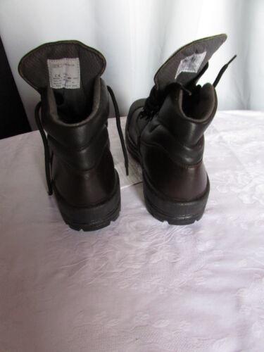 Chaussures Marron Sécurité 41 Et Noir Yds Cuir De UAz7W8rqUv