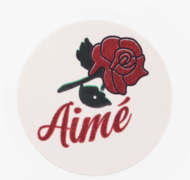 Aime Leon Dore Graphic Slip Mats ALD Rose