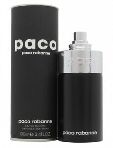 PACO-RABANNE-PACO-EAU-DE-TOILETTE-EDT-100ML-SPRAY-NEW-FREE-SHIPPING