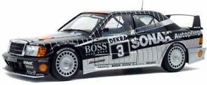 SOLIDO-1801002-MERCEDES-BENZ-190E-EVO-2-model-car-DTM-K-Ludwig-1990-1-18th