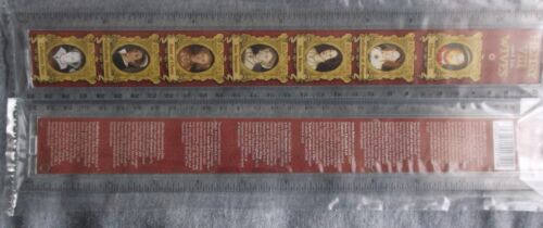 Childrens plastic double sided Wives of HENRY VIII  History RULER