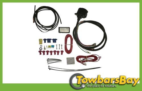 Kit Cableado Bola Remolque 13 Pin C2 Universal Control Sensor Parking 955.401