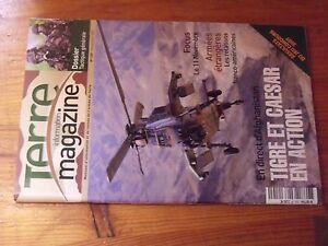 $$$ Revue Terre Information Magazine N°209 Tactique Generaletigre Et Caesar Bonne RéPutation Sur Le Monde