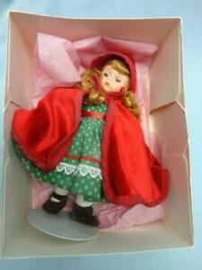 Madame-Alexander-Little-Red-Riding-Hood-7-034-Doll-Storyland-Brothers-Grimm-Series