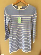 b05cb2d91a6 item 1 STS Sail To Sable Hydrangea Sweater Dress Light Blue Striped Women s  Size XS NWT -STS Sail To Sable Hydrangea Sweater Dress Light Blue Striped  ...