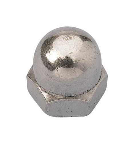 Ecrou hexagonale Borgne M6 INOX A2 DIN 1587 WURTH