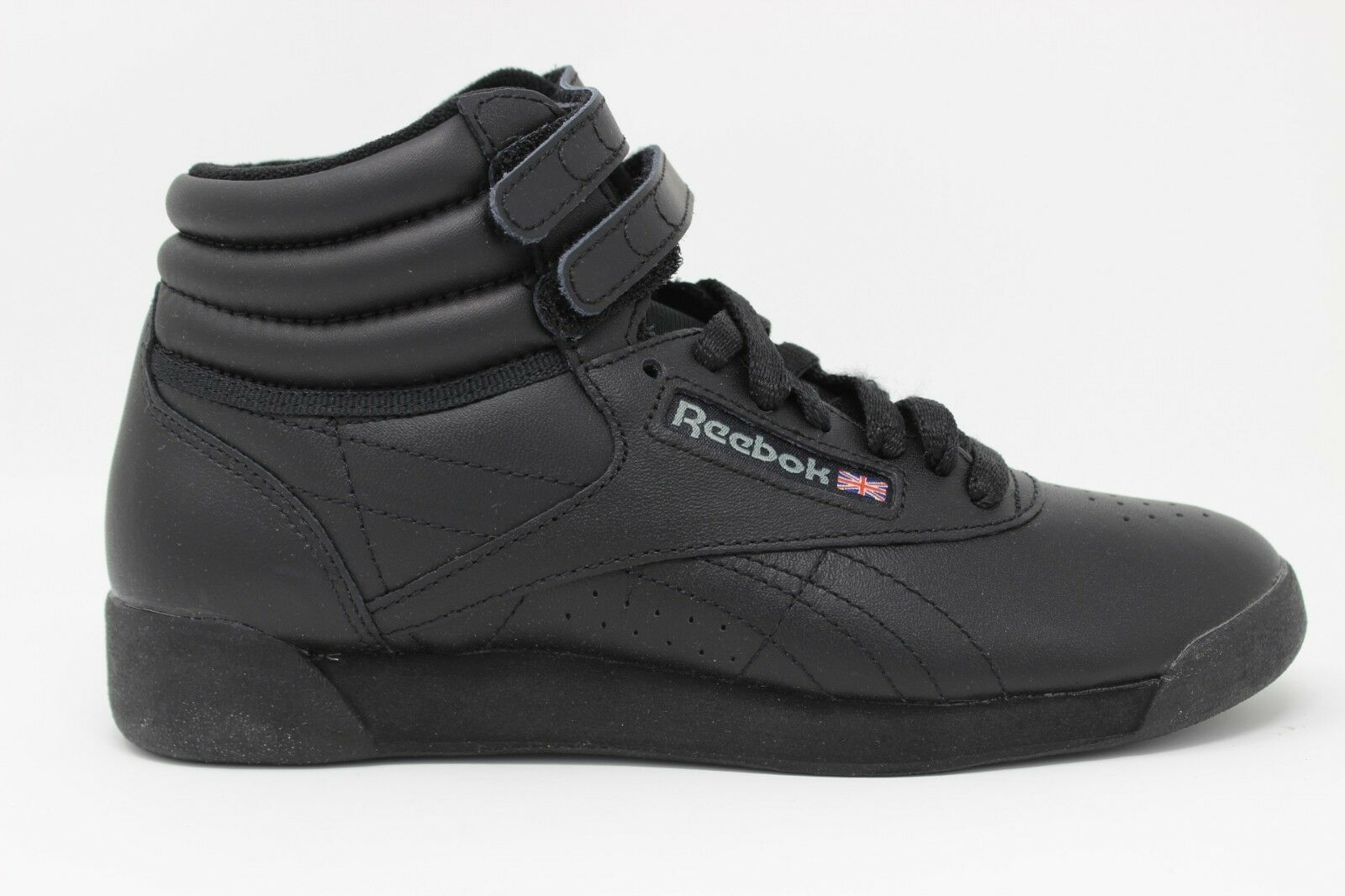 4d879b9f065 Reebok 71 Classic Leather Hi Top Sneaker - Black 8.5 for sale online ...