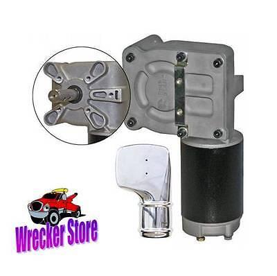 * TOMAHAWK * 12v 60:1 1.5hp Electric Dump Truck Flip Tarp Motor 3YR WARRANTY