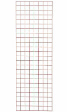 2 X 6 Foot Rose Gold Wire Grid Panel Spaced 3 On Center