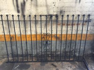 Image Is Loading Design R1 Wrought Iron Railing Panels