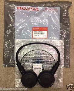 Honda Odyssey Touring Elite Headphones