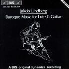 Baroque Music for Lute & Guitar (CD, Mar-1994, BIS (Sweden))