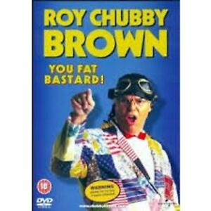 MARVA: Roy chubby brown new dvd