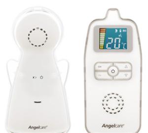 Angelcare Babyphon AC423-D Baby Überwachung Babyfone Nachtlicht Geräuschanzeige