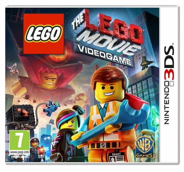 The LEGO Movie Videogame (Nintendo 3DS Game) *VERY GOOD CONDITION*