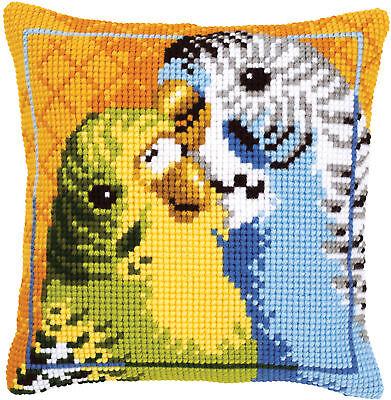 1x Cross Stitch Kit Cushion Giraffe Sewing Craft Tool Hobby Art UK 9414