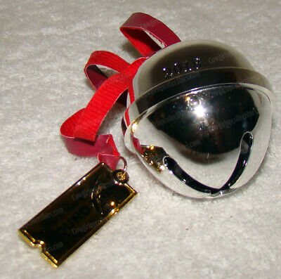 The First Gift of Christmas Polar Express Magic Bell ...