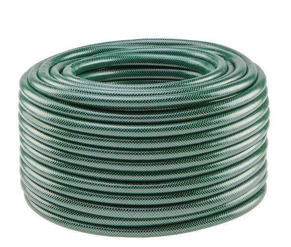 Gartenschlauch Wasserschlauch Schlauch Bewässerung 3-lagig 1 2'' 3 4'' 5 8'' 1'' | Stabile Qualität  | Passend In Der Farbe  | Modernes Design