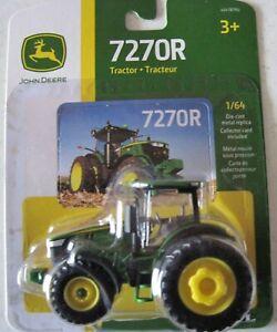 1/64 ERTL JOHN DEERE 7270R TRACTOR Advertising Agriculture