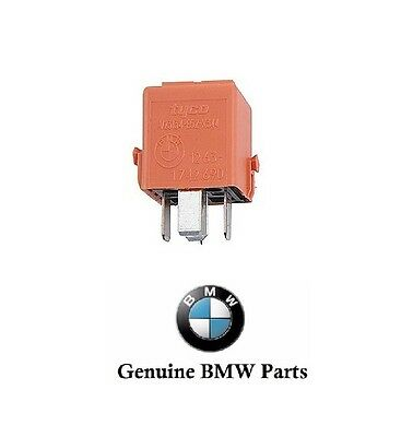For BMW E36 Z3 E38 E39 E46 E53 Multi Purpose Relay Genuine 83506033001