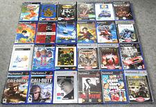 24 PLAYSTATION 2 PS2 SPIELE SAMMLUNG CALL OF DUTY TEKKEN GTA FINAL FANTASY HARRY