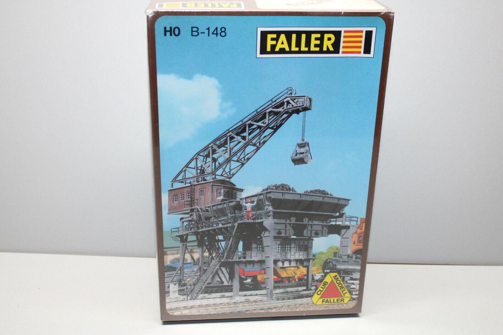 Faller B-148 Bausatz Großbekohlungsanlage Spur H0 OVP