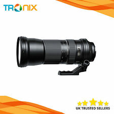 Tamron SP 150-600mm F/5-6.3 For Canon Cameras + 3 YEARS UK WARRANTY