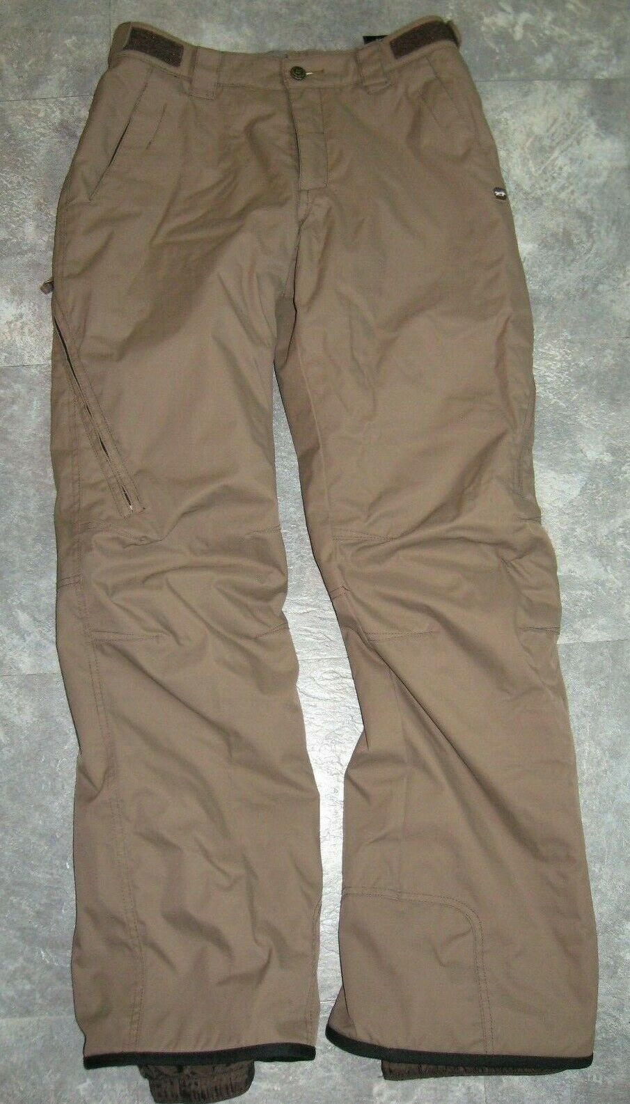 ORAGE Ski Snowboard Snow Pants Women's Brown Insulated - Size XS