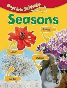 Ways-Into-Science-Jahreszeiten-Taschenbuch-Peter-Riley