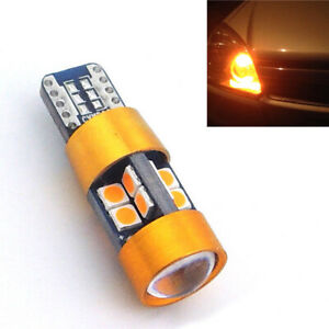 Position Signal Light Parking City T10 168 194 2825 19SMD LED Bulb 3030 2525