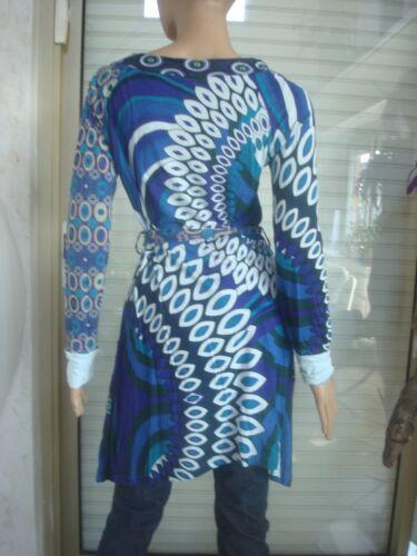 Neuve T Originale Robe Etiquete Tunique Desigual L exdrCBo