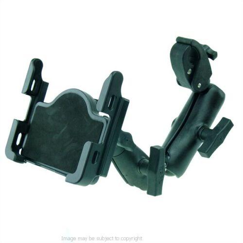 Tube Bar Extended Universal Tablet Holder Mount for Wheelchair Rail