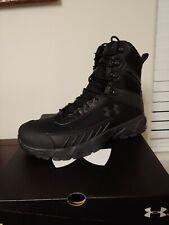 New Under Armour Valsetz 2.0 Mens Tactical Boots Black 1296759 SZ 11