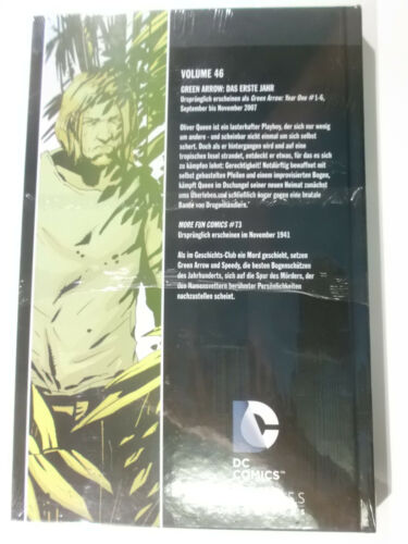 Das erste Jahr NEU /& Ovp. DC Comics Graphic Novel Collection #  46 Green Arrow