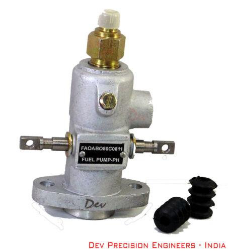 Petter PH PH2 Stationary Engine Aluminum Body Fuel Pump Bryce type FA0AB080C0770
